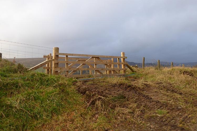 Broomholmshiels gate
