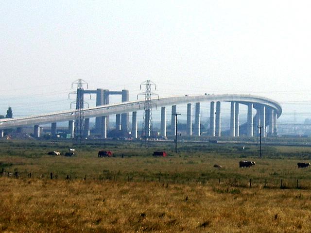 sheppey bridge