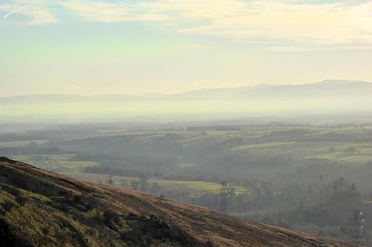 Lake District fells