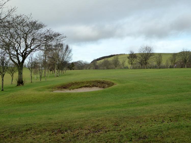 Lockerbie golf course