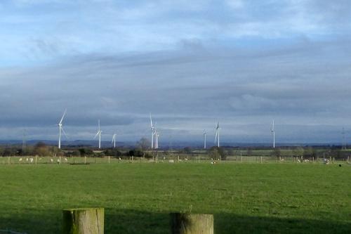 Gretna windfarm