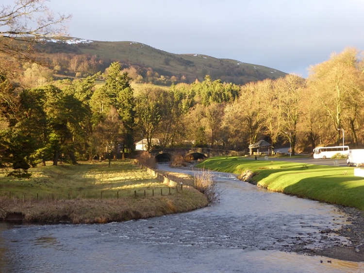Kilngreen and Ewes for town bridge