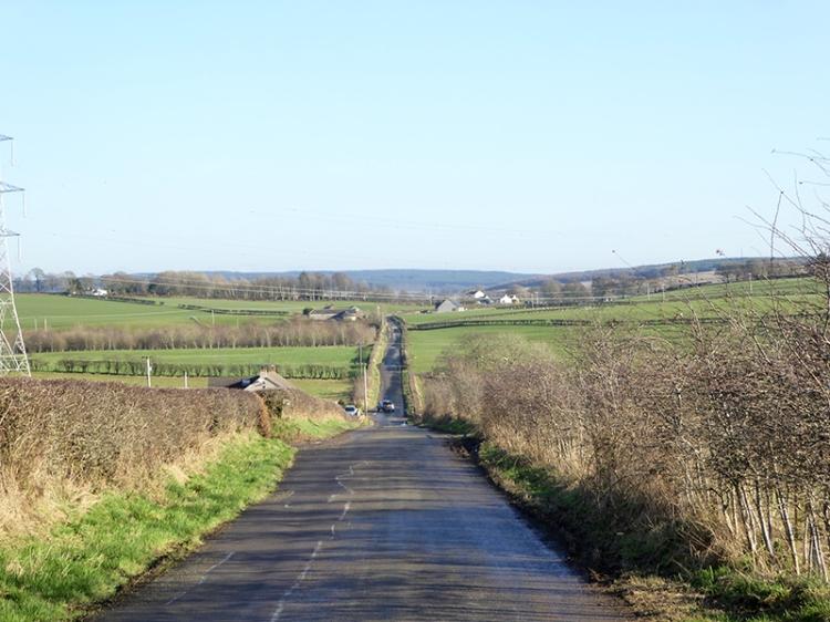Middlebie road