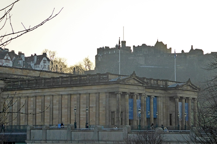 art gallery and castle