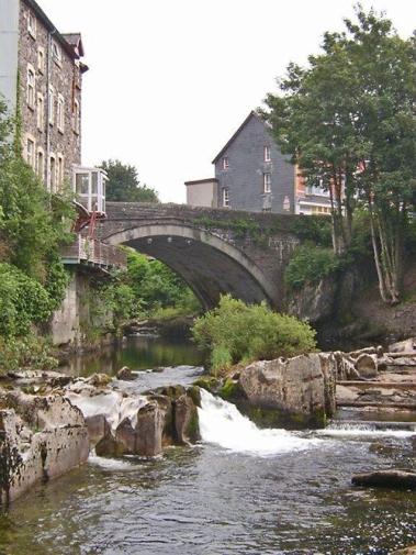 Rhayader Mid Wales
