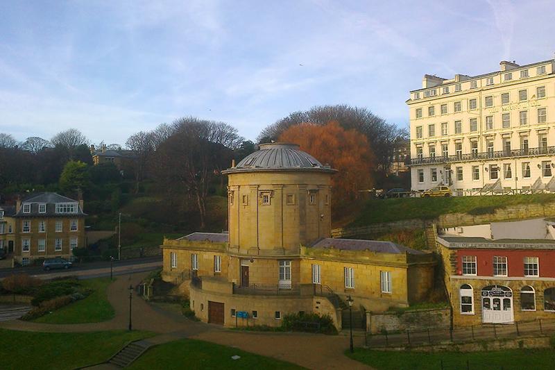 The Rotunda Geological Museum