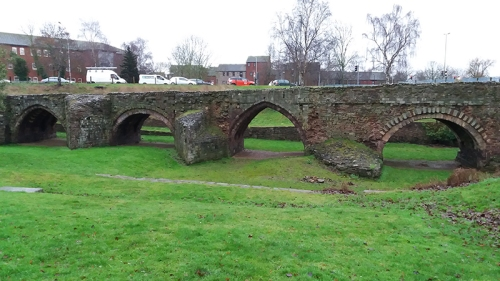 Exeter bridge