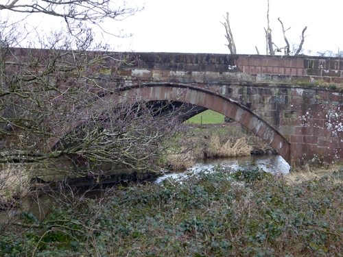 Kirtle water bridge