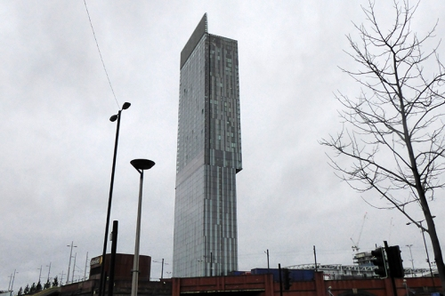 Manchester building
