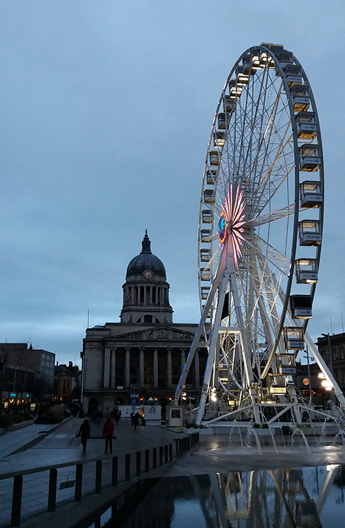 Nottingham wheel