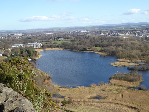 Duddingstone Loch