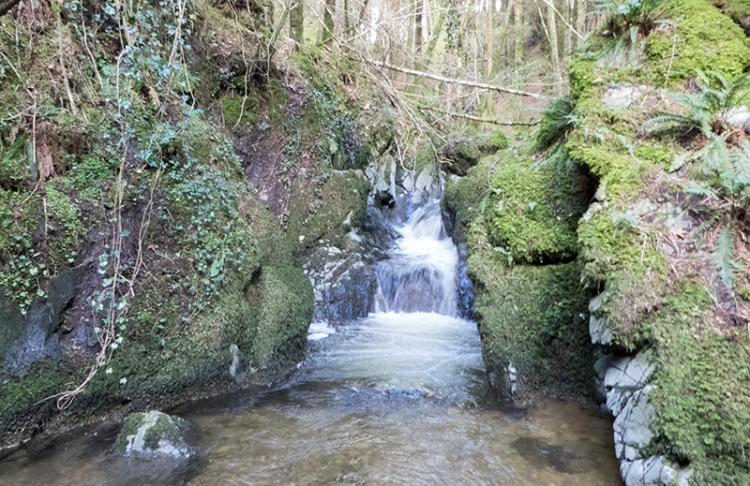 Becks waterfall