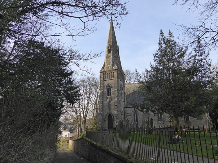 Rockcliffe Church