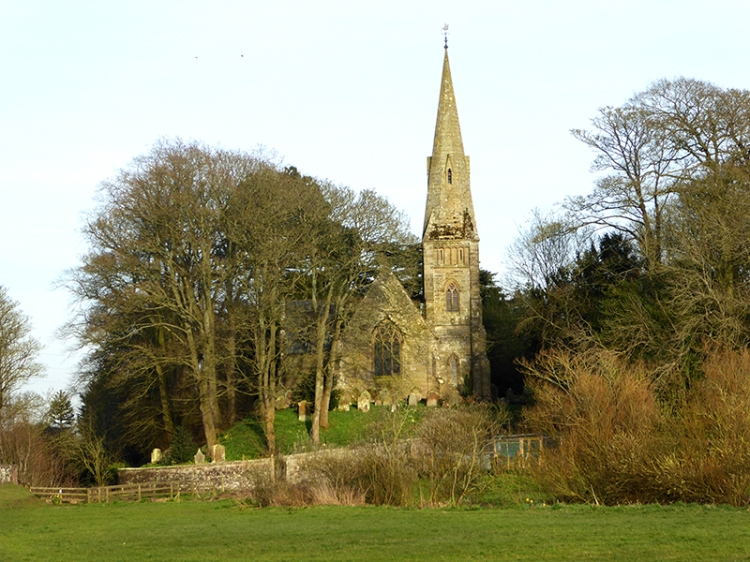 rockliffe church