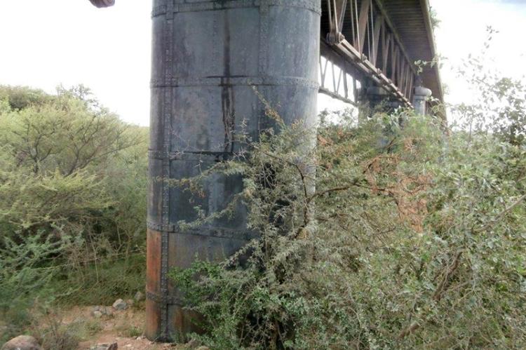 orange river bridge