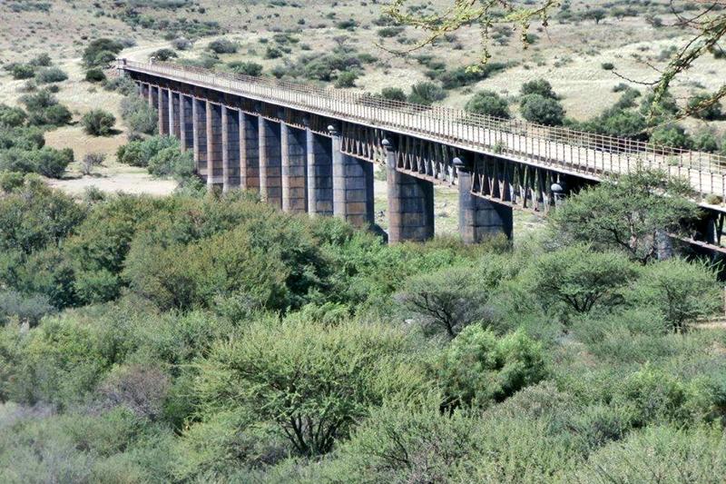 South African bridge