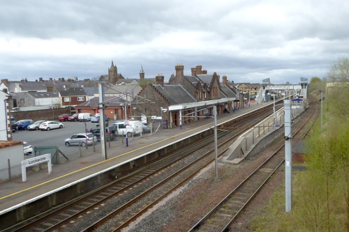Lockerbie Station
