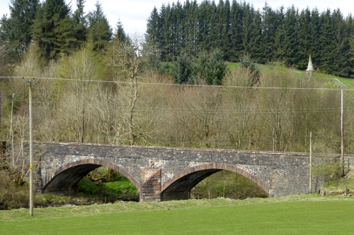 Bridge over the Esk