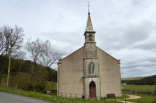 Eskdalemuir church