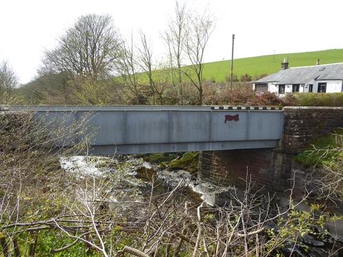 Dryfe Water bridge