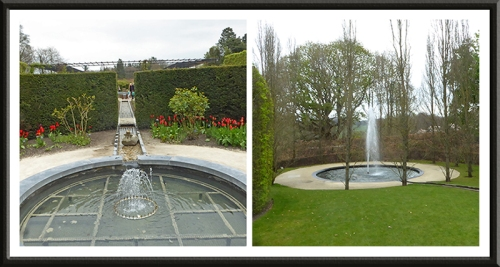 alnwick garden water feature