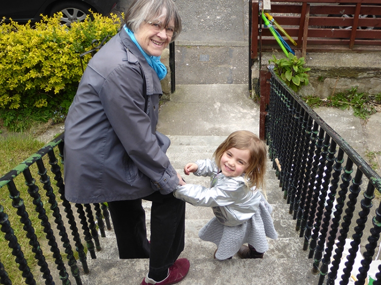 Mrs Tootlepedal and Matilda