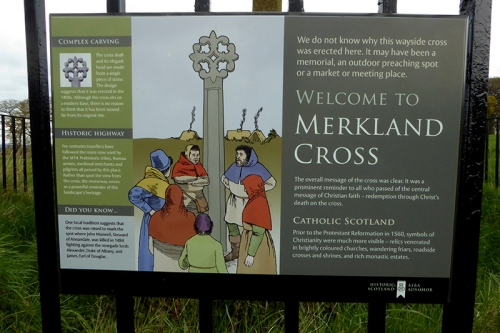 Merkland Cross