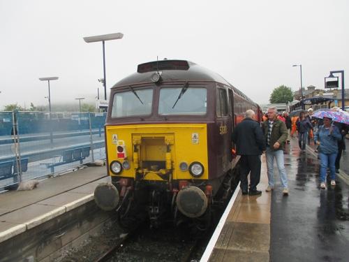 diesel loco