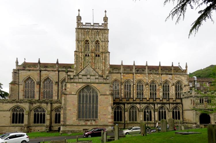 Great Malvern Priory
