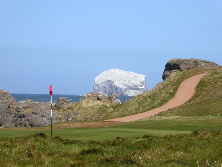 golf course North berwick