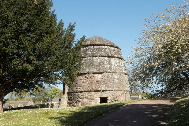 Direlton Castle