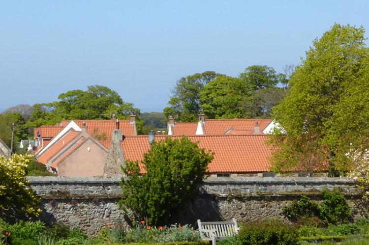 East Lothian roofs