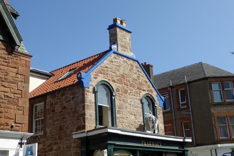 North Berwick high Street