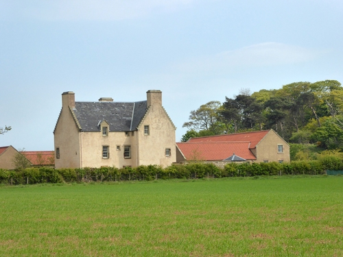 East lothian farm house