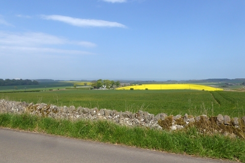 East lothian farm