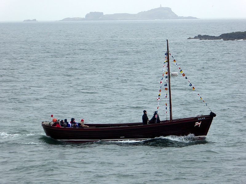 north berwick boat