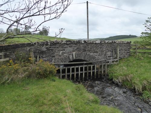corrie common road