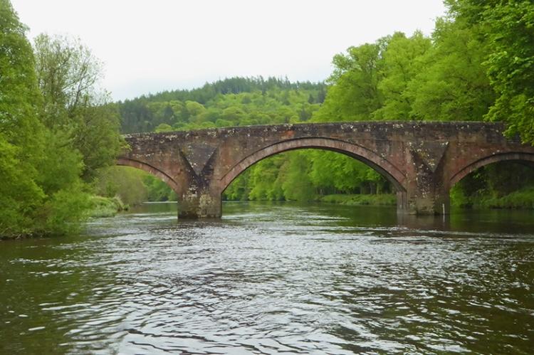 Hoddom Bridge
