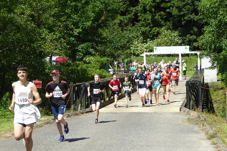 5km run MTAF