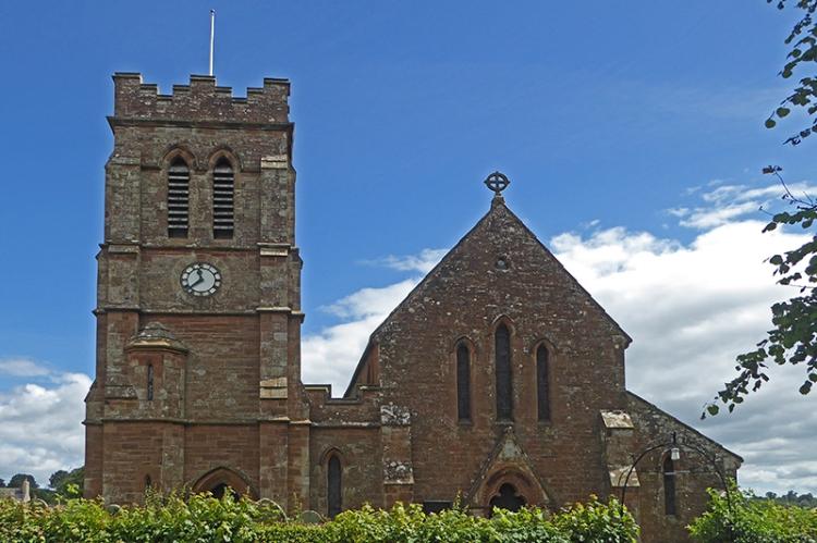 Irthington Church