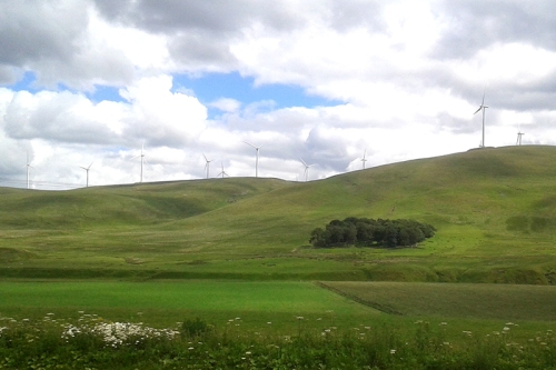 Clyde valley windmills