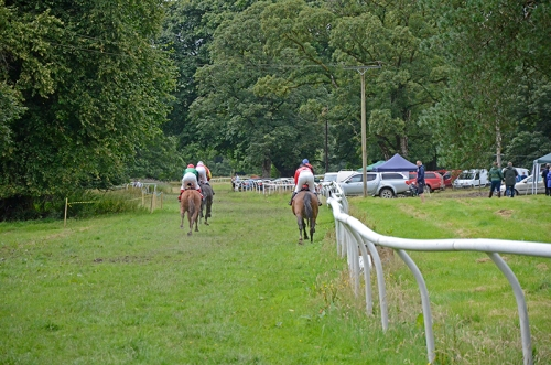 Langholm Common Riding races