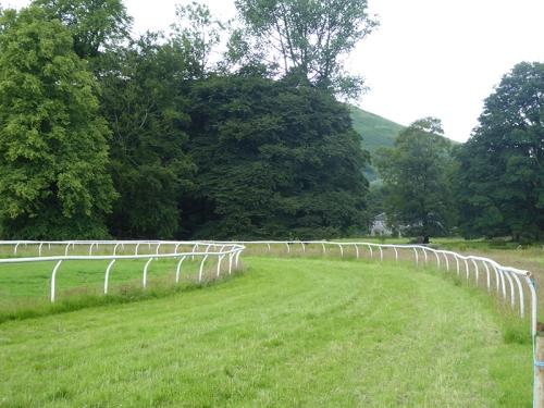 Castleholm racetrack