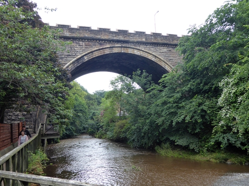 Water of Leith bridge