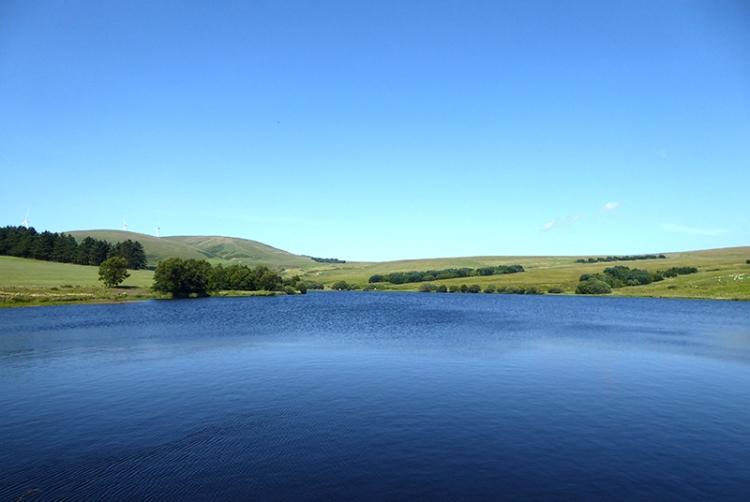 Winterhope reservoir