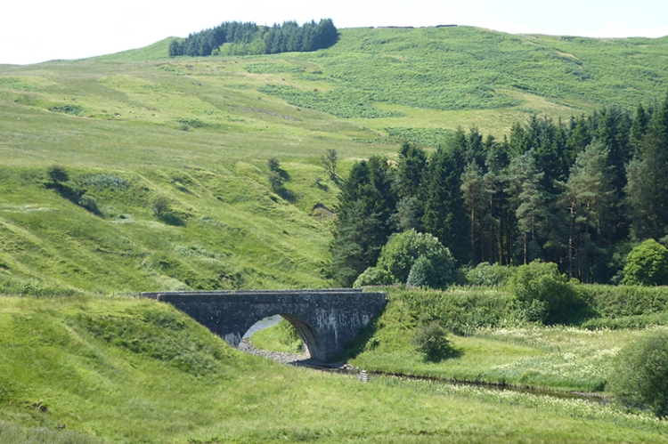 Black Esk bridge