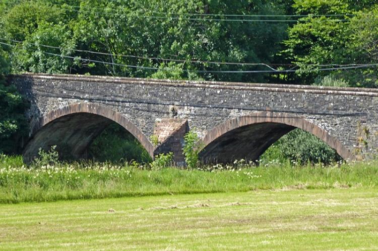 Eskdalemuir bridge