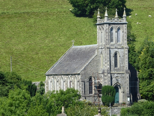 Westerkirk Church