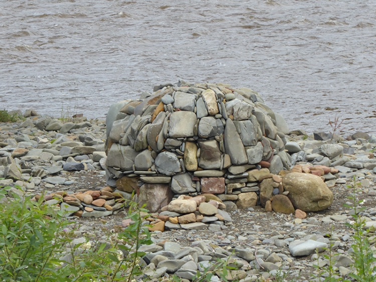 Rock tortoise