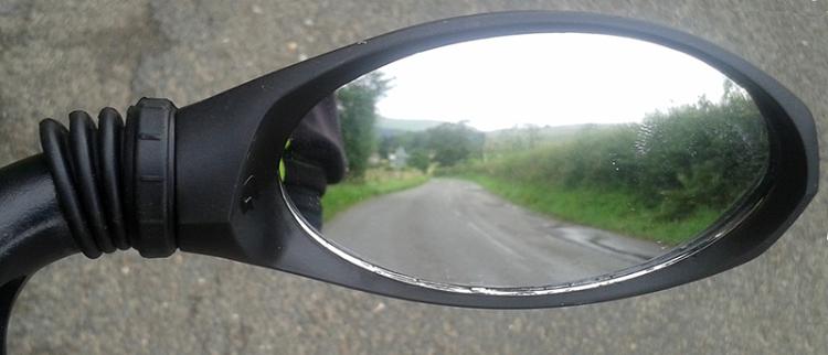 bike mirror